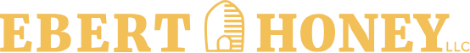 Ebert Honey gold logo